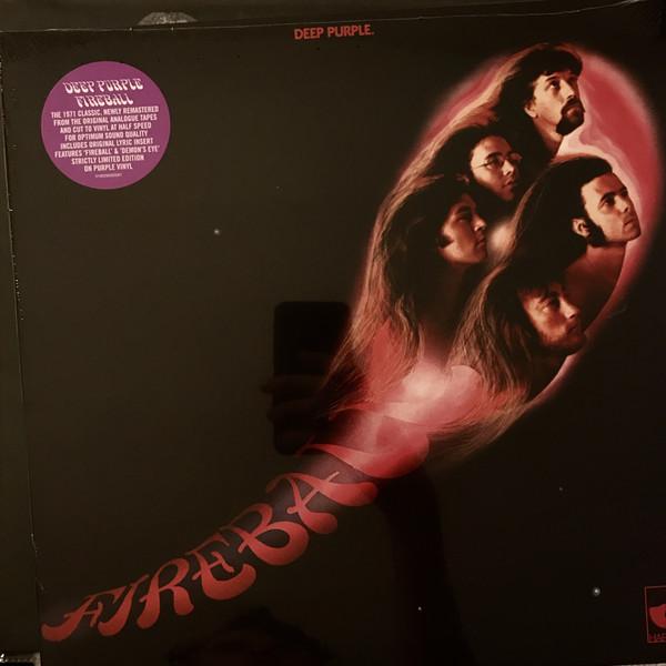 Deep Purple - Fireball (Vinyl, LP) (2018)