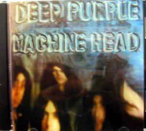 Deep Purple - Machine Head (25th Anniversary Edition)(Import, EU