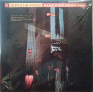 Depeche Mode - Black Celebration (LP)