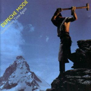 Depeche Mode - Construction Time Again (LP)