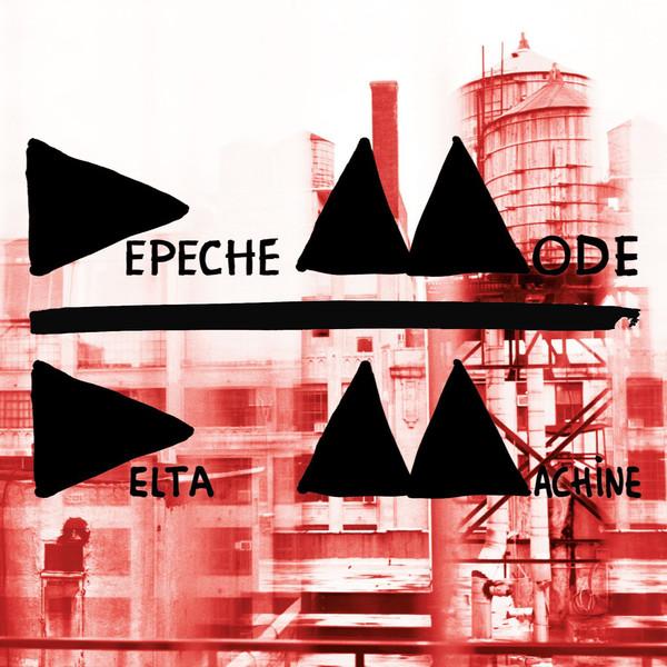 Depeche Mode - Delta Machine (Vinyl, 2xLP) (2013)