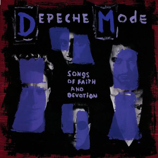 Depeche Mode - Songs Of Faith And Devotion (Vinyl, LP)(2016)