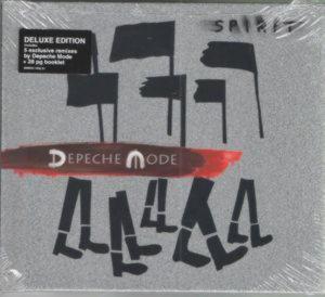 Depeche Mode - Spirit (Deluxe Edition, 2 CD) (Import EU)