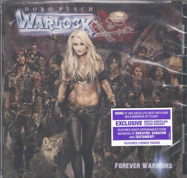 Doro - Forever Warriors (2018) (Import) (USA)