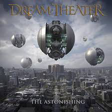 Dream Theater - The Astonishing (2cd) (Import, EU)