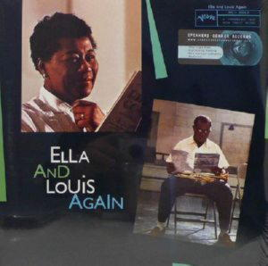 Ella Fitzgerald - Again (With Louis Armstrong) (2 LP)
