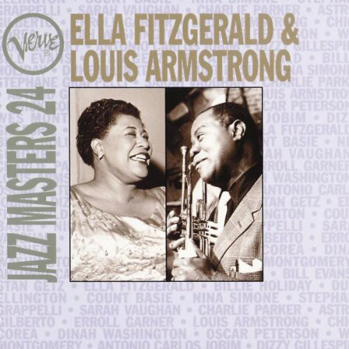 Ella Fitzgerald and Louis Armstrong - Jazz Masters 24 (2005)