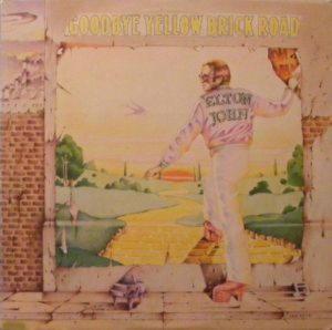 Elton John - Goodbye Yellow Brick Road (2 LP)