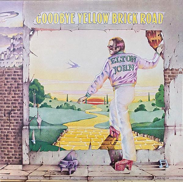 Elton John - Goodbye Yellow Brick Road (2xVinyl, LP)