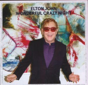 Elton John - Wonderful Crazy Night (2016)