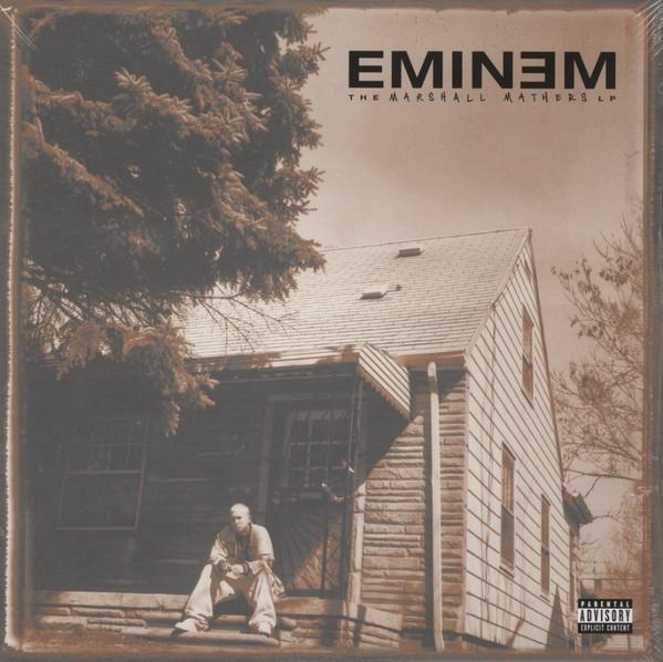 Eminem - The Marshall Mathers LP (Vinyl, 2xLP) (2013)