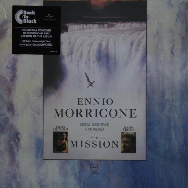 Ennio Morricone - The Mission (Vinyl, LP)
