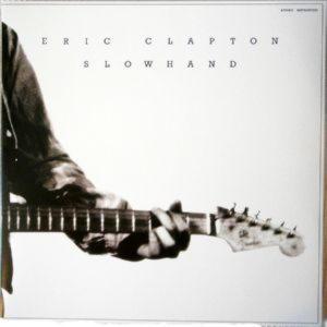 Eric Clapton - Slowhand. 2012, Remaster (LP)