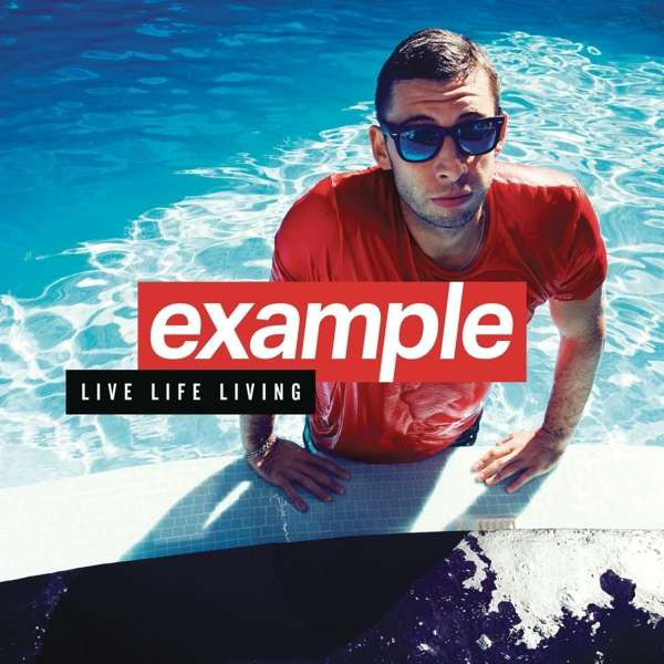 Example - Live Life Living (2014) (Import, 2CD)
