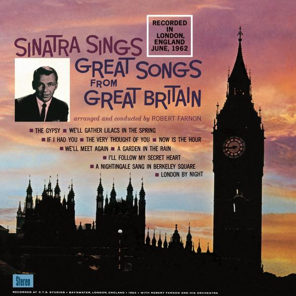 Frank Sinatra - Great Songs From Great Britain (Vinyl, LP)