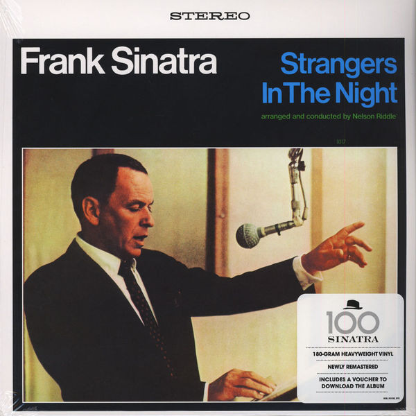 Frank Sinatra - Strangers In The Night (Vinyl, LP)