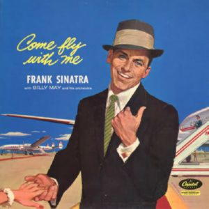 Frank Sinatra - Come Fly With Me (LP)