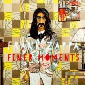 Frank Zappa - Finer Moments (2 LP)