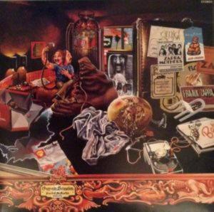 Frank Zappa - Over-Nite Sensation (LP)