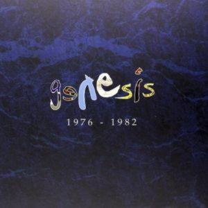 Genesis - 1976 - 1982 (5 LP)