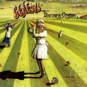 Genesis - Nursery Cryme (180 G Limited) (LP)
