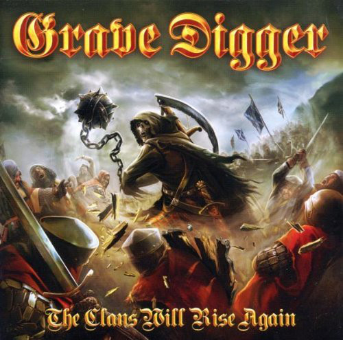 Grave Digger - The Clans Will Rise Again (Import)