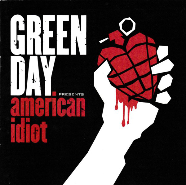Green Day - American Idiot (2004) (Import, US)
