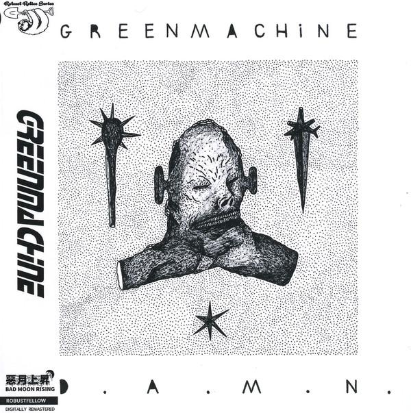 Greenmachine - D.A.M.N. (2020) (Import)