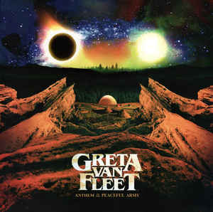 Greta Van Fleet - Anthem Of The Peaceful Army (Vinyl, LP)