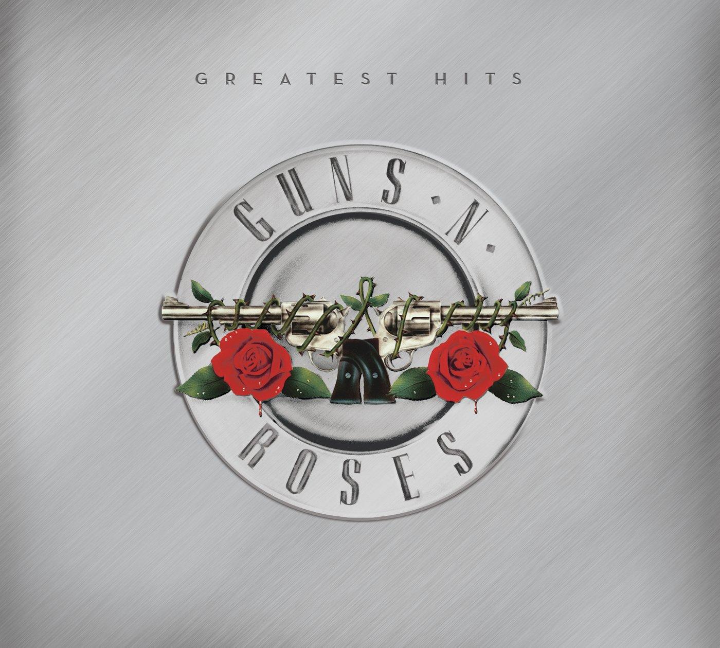 Guns N' Roses - Greatest Hits (Import, EU)