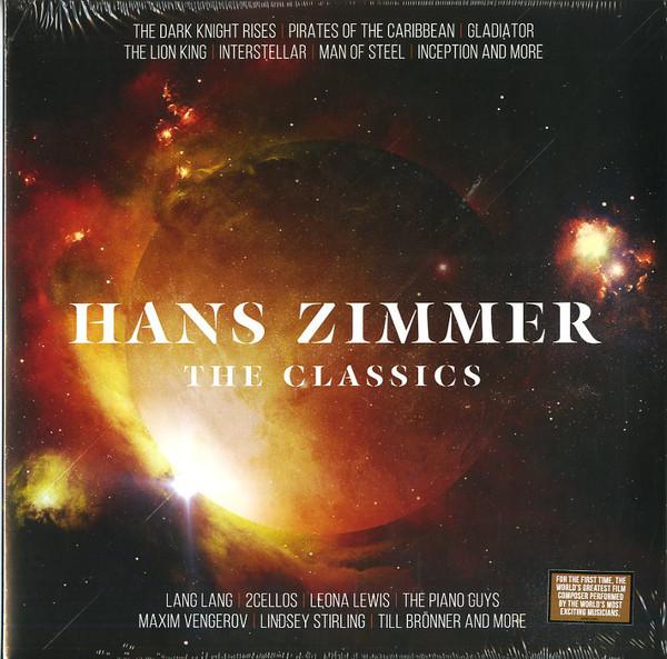 Hans Zimmer - The Classics (2×Vinyl, LP)