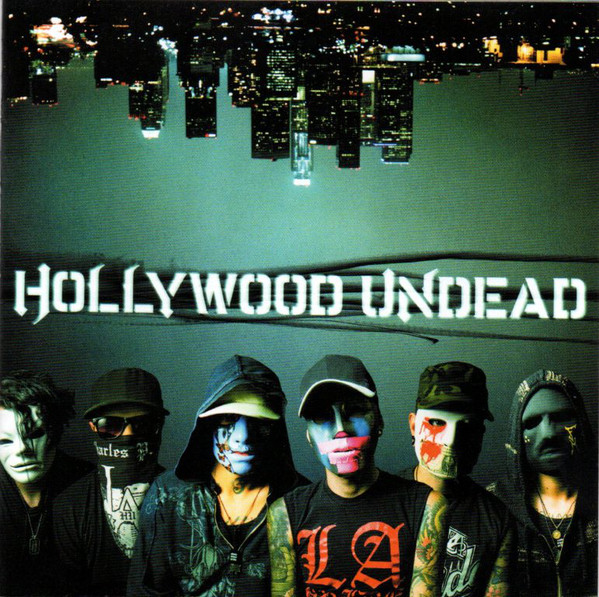 Hollywood Undead - Swan Songs (2008) (Import)