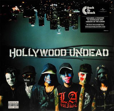 Hollywood Undead - Swan Songs (2×Vinyl, LP)