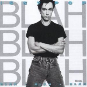 Iggy Pop - Blah-Blah-Blah (LP)