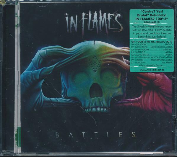 In Flames - Battles (Import, EU)