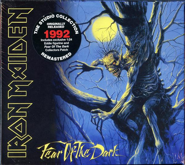 Iron Maiden - Fear Of The Dark (2019, Remastered) (Import, EU)