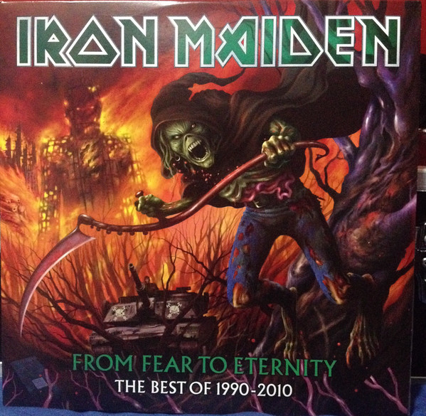 Iron Maiden - From Fear To Eternity. The Best Of 1990-2010 (3хVi