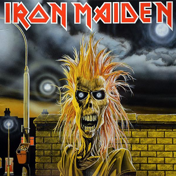 Iron Maiden - Iron Maiden (Vinyl, LP)