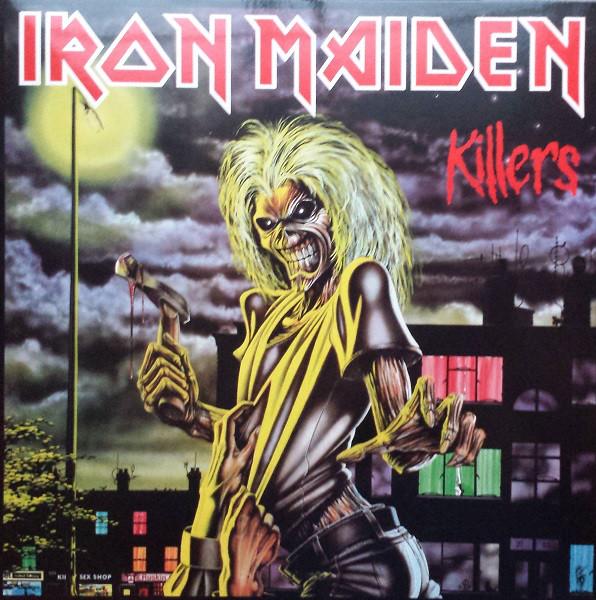 Iron Maiden - Killers (Vinyl, LP) (2014)