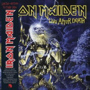 Iron Maiden - Live After Death (Limited Vinyl, Picture) (2 LP)