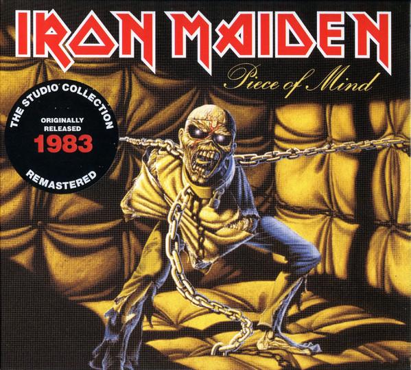 Iron Maiden - Piece Of Mind (Import, EU)