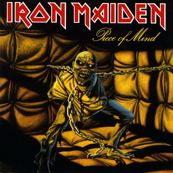 Iron Maiden - Piece Of Mind (Vinyl, LP) (2014)