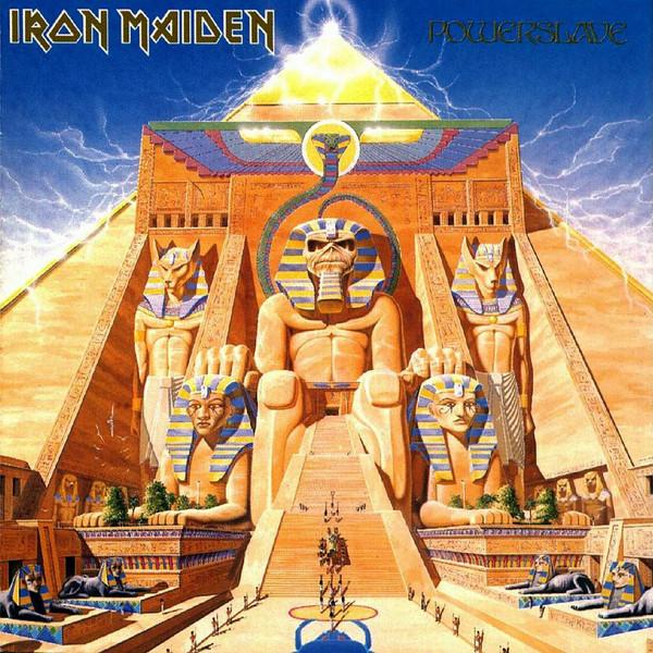 Iron Maiden - Powerslave (Vinyl, LP)