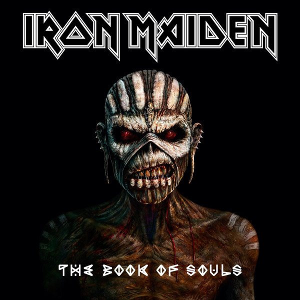 Iron Maiden - The Book Of Souls (2015) (2cd) (Import)