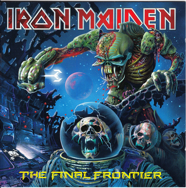 Iron Maiden - The Final Frontier (2010) (Import)
