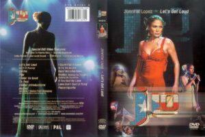 JENNIFER LOPEZ - LET'S GET LOUD (DVD)