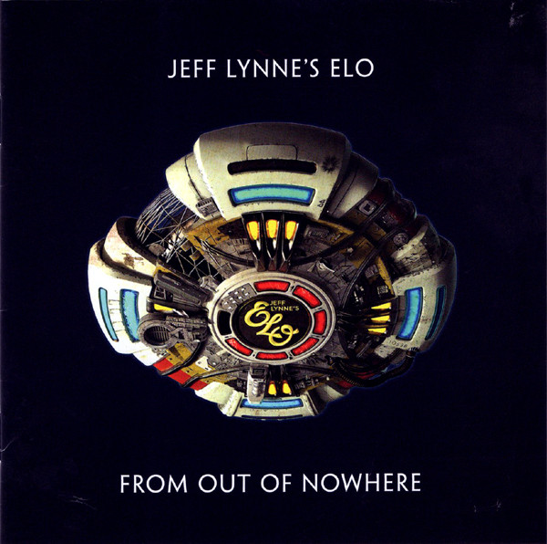 Jeff Lynne's ELO - From Out Of Nowhere (2019) (Import, EU)