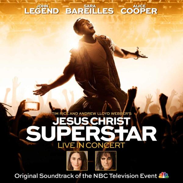 Jesus Christ Superstar - Live In Concert (2cd) (Import, EU)