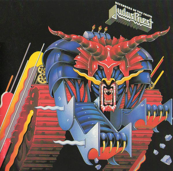 Judas Priest - Defenders Of The Faith (1990) (Import)