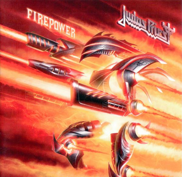 Judas Priest - Firepower (2018) (Import, EU)